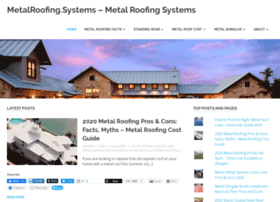 metalroofing.systems