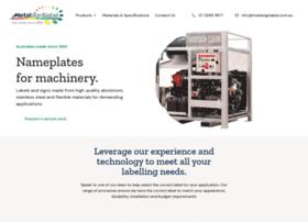 metalsignlabel.com.au