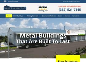 metalstructuresllc.com