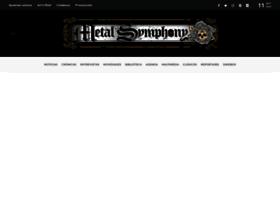 metalsymphony.com
