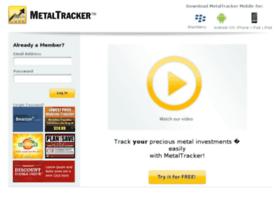 metaltracker.com