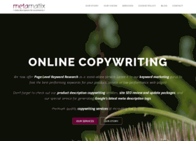 metamatix.co.uk