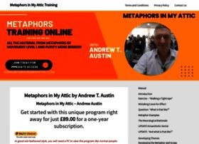 metaphorsinmyattic.com