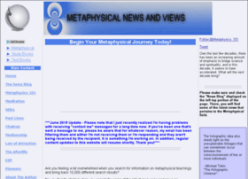 metaphysical-news-and-views.com