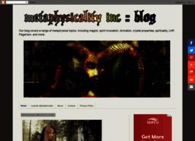 metaphysicalityinc.com