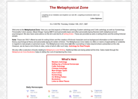 metaphysicalzone.com