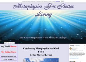 metaphysics-for-better-living.com