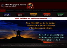 metaphysicsinstitute.org