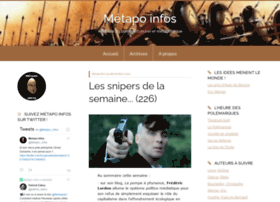 metapoinfos.hautetfort.com