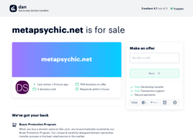 metapsychic.net