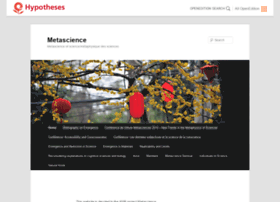 metascience.hypotheses.org