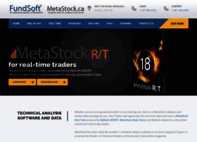 metastock.ca