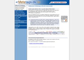 metatags.dk