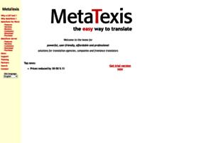 metatexis.com