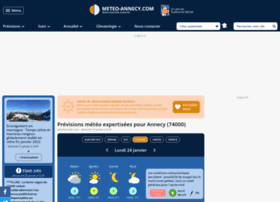 meteo-annecy.com