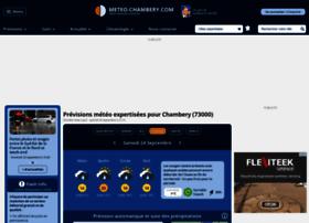 meteo-chambery.com