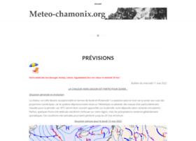 meteo-chamonix.org