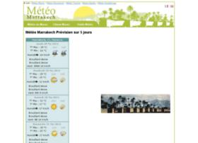 meteo-marrakech.com