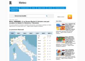 meteo.repubblica.it