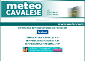 meteocavalese.it