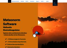 meteonorm.com