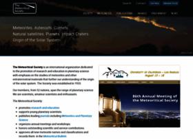 meteoriticalsociety.org