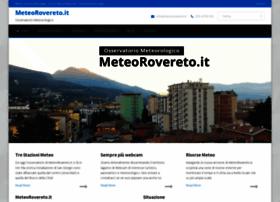 meteorovereto.it