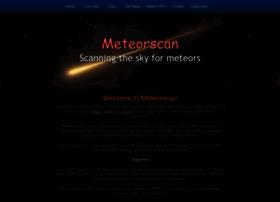 meteorscan.com