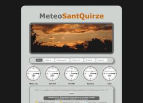 meteosantquirze.com