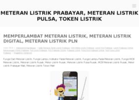 meteranlistrikprabayar.wordpress.com