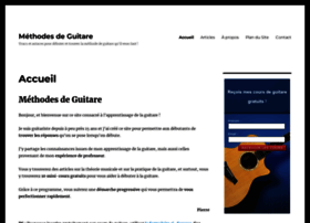 methode-de-guitare.com