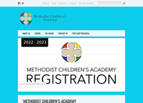 methodistchildrensacademy.com