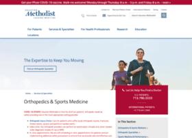 methodistorthopedics.com