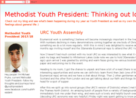 methodistyouthpres.blogspot.com
