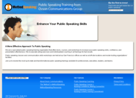 methodspeaking.com