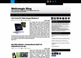 meticmagic.blogspot.com