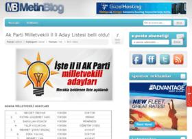 metinblog.com