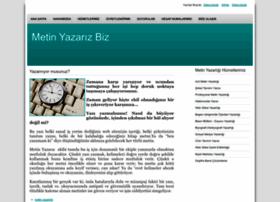 metinyazariz.com