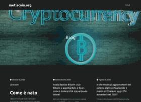 metiscoin.org