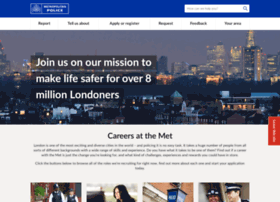 metpolicecareers.co.uk