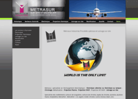 metrasur.com