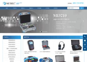 metrel.com.cn