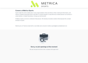 metrica-sports.workable.com