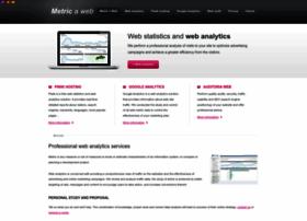 metricaweb.com