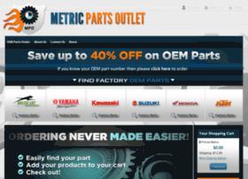 metricpartsoutlet.com