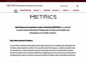 metrics.stanford.edu