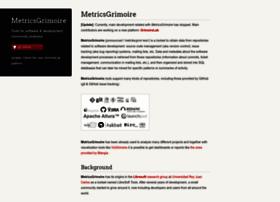 metricsgrimoire.github.io