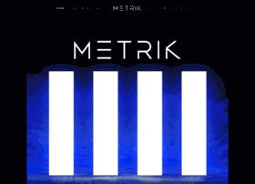 metrikmusic.com