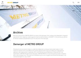 metro-group.com