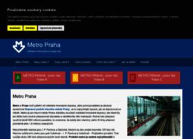 metro-praha.info
